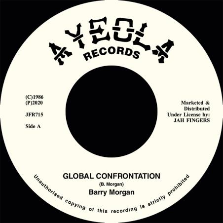 "(7"") BARRY MORGAN - GLOBAL..."