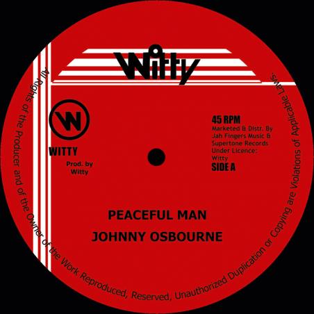 """(12"""") JOHNNY OSBOURNE -..."""