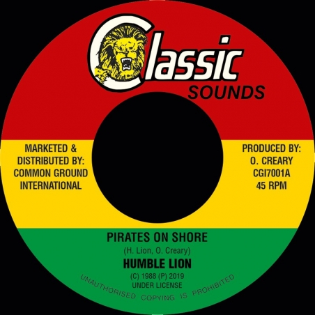 "(7"") HUMBLE LION - PIRATES..."