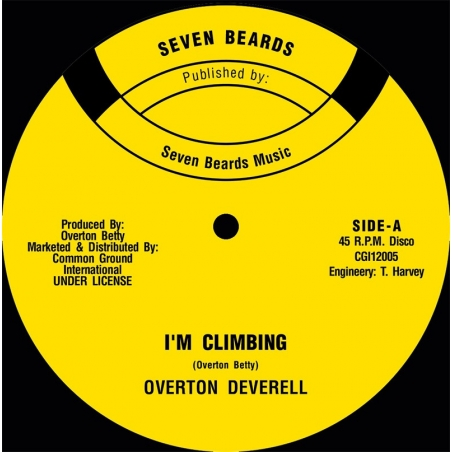 "(12"") OVERTON DEVERELL -..."