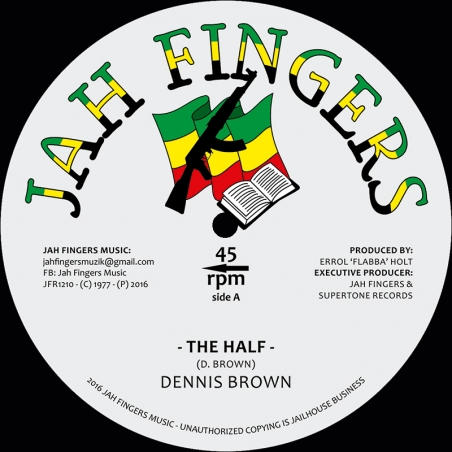 "(12"") DENNIS BROWN - THE..."
