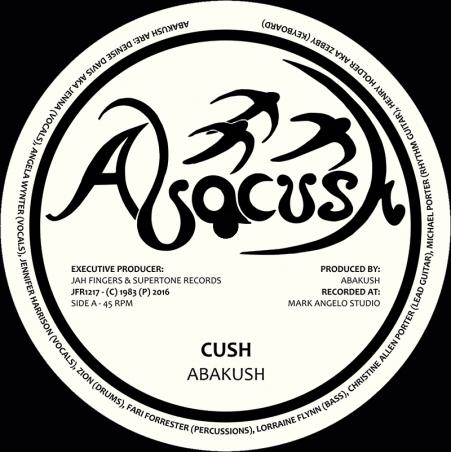 """(12"""") ABAKUSH - CUSH /..."""