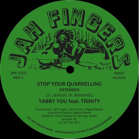 """(12"""") YABBY YOU & TRINITY -..."""