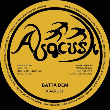 """(12"""") ABAKUSH - BATTA DEM /..."""