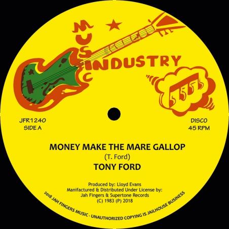 """(12"""") TONY FORD - MONEY..."""