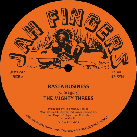"""(12"""") THE MIGHTY THREES -..."""