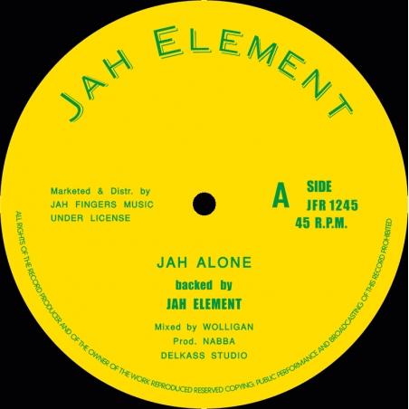 """(12"""") JAH ELEMENT - JAH..."""