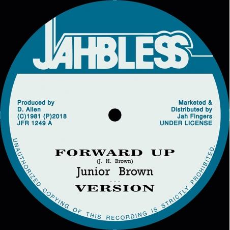 """(12"""") JUNIOR BROWN -..."""