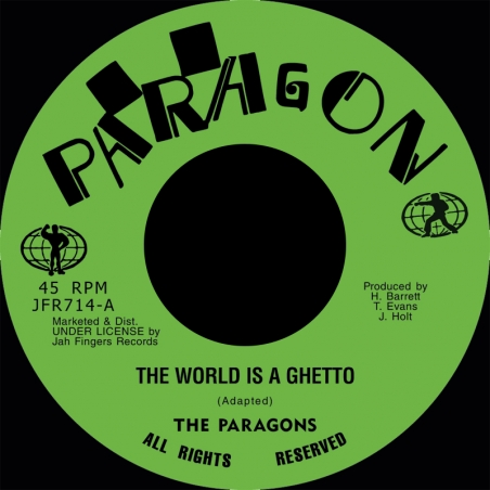 """(7"""") THE PARAGONS - THE..."""