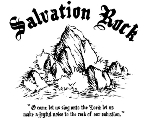 Salvation Rock