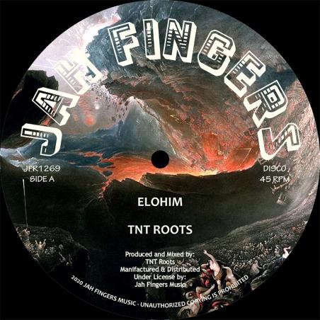 """(12"""") TNT ROOTS - ELOHIM"""