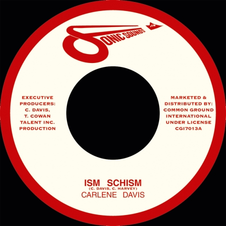 "(7"") CARLENE DAVIS - ISM..."