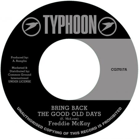 """(7"""") FREDDIE MCKAY - BRING..."""