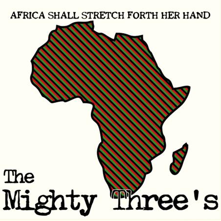 (2LP) THE MIGHTY THREE'S -...