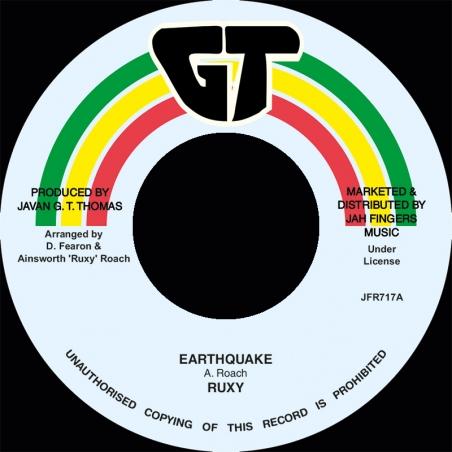 "(7"") RUXY - EARTHQUAKE"