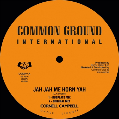 """(12"""") CORNELL CAMPBELL -..."""