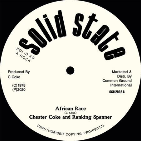 """(12"""") CHESTER COKE &..."""
